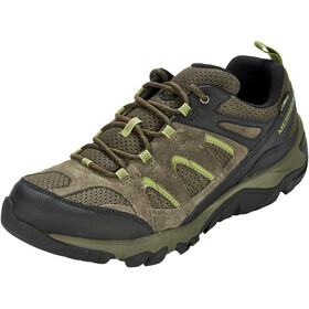 Merrell Outmost Vent GTX Shoes Men green/brown